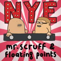 Mr Scruff New Year's Eve ft. Floating Points