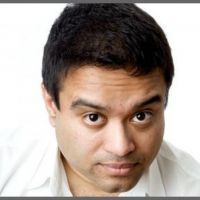 Paul Sinha at The Comedy Cow