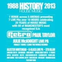 History of house music at bowlers exhibition centre data for History of house music