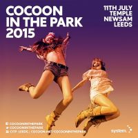 Cocoon In The Park - 2015