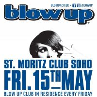 BLOW UP feat. THE PRE NEW live