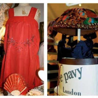 Anita's Vintage Fashion Fair Tickets | 20th Century Theatre London  | Sun 18th March 2012 Lineup