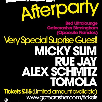 Steve Angello After Party hosted by Rock n Rolla Tickets | Gatecrasher Birmingham Birmingham   | Sun 7th October 2012 Lineup