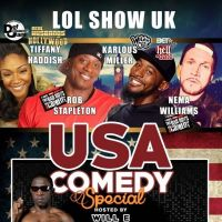 LOL SHOW USA Comedy Special - London