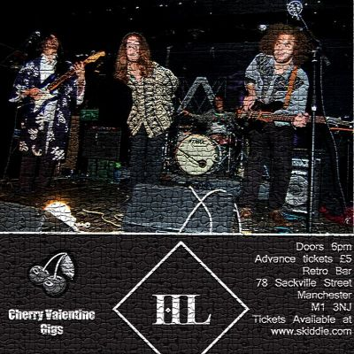 Cherry Valentine Presents Halflings Leaf + Guests Tickets | Retro Bar Manchester  | Sat 23rd February 2013 Lineup